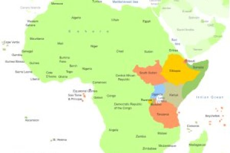 east africa map countries » [HD Images] Wallpaper For Downloads ...