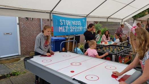 Foto Air-hockey