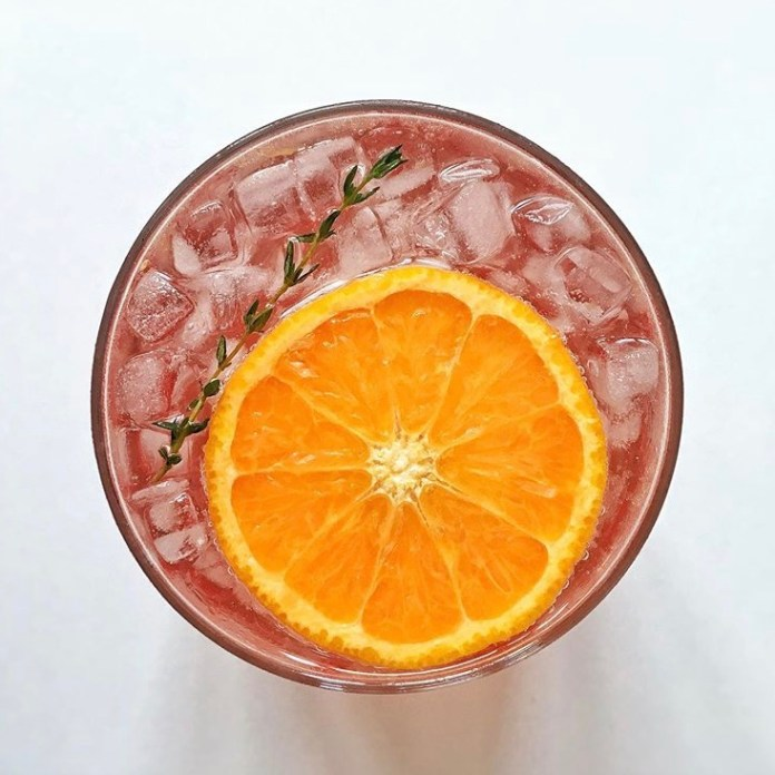 Festive Fizz Mocktail Recipe