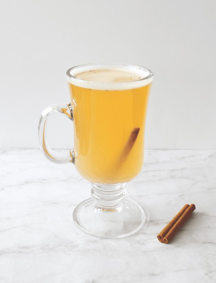 Instant Cider Fall Mocktail Recipe