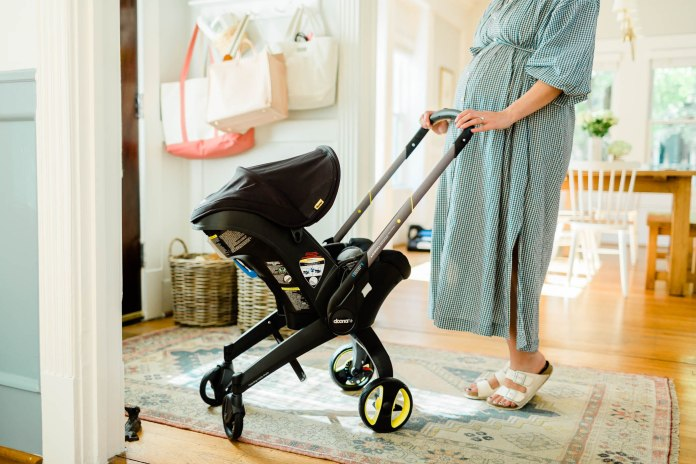Doona Infant Carseat and Stroller