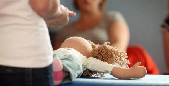 Predstavitev Baby handlinga