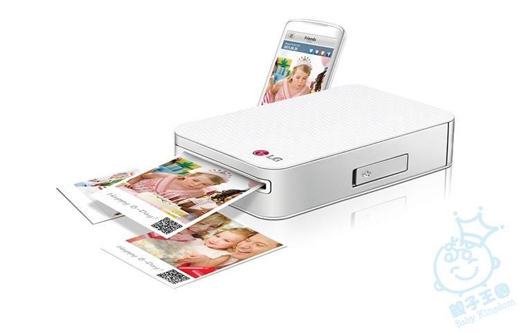100%new行貨粉紅色LG PoPo Pocket Photo Printer PD233 (支援iPhone, 冇保, Android) - 二手市場 - Baby Kingdom - 親子王國 香港 討論區
