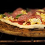 In search of the NY slice: Food processor pizza dough