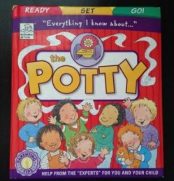 potty book