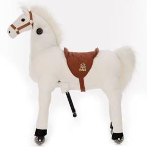 Paard Snowy Medium Large (levertijd 2-3 werkdagen)