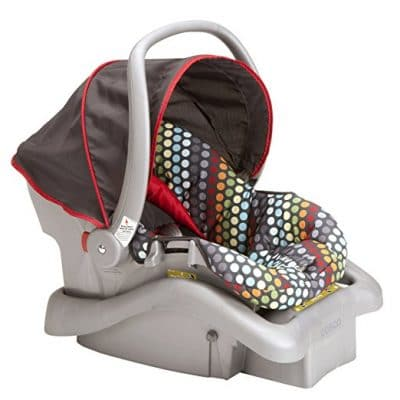 Cosco Light 'n Comfy DX 22 Infant Car Seat