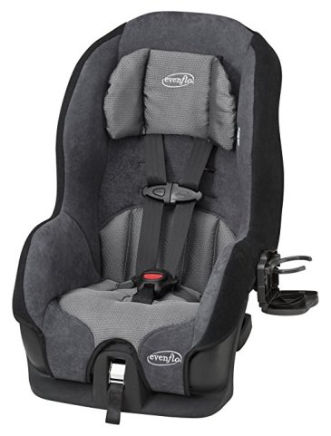 Evenflo Tribute LX Convertible Car Seat – Best Value Convertible Car Seat