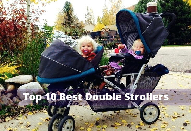 best Double Stroller for babies twins