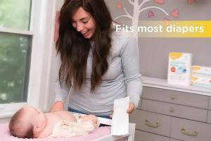 Sposie Booster Hypoallergenic Pads Diaper