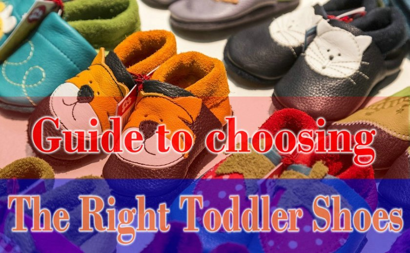 A mom guide to choosing The right toddler shoes