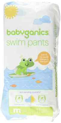 Babyganics Water resistant soft cove Swim Diaper