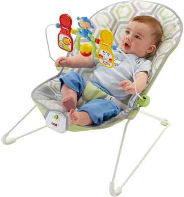 Fisher Price Geo Meadow Baby Bouncers
