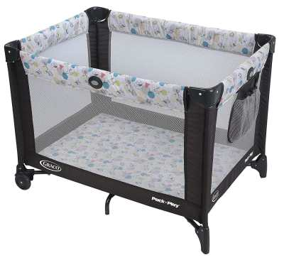 Graco Pack 'n Play Folding Feet Playard