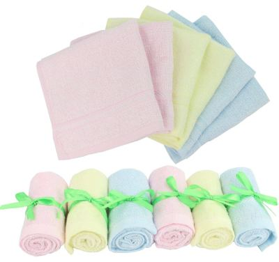 DIGGOLD Ultra SoftBaby Washcloths