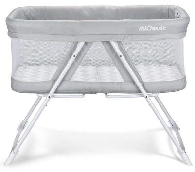 MiClassic 2in1 Fold Travel Crib