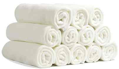 Royal Ultra Soft Microfiber Baby Washcloths