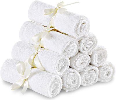 Utopia Towels Bamboo Baby Washcloths