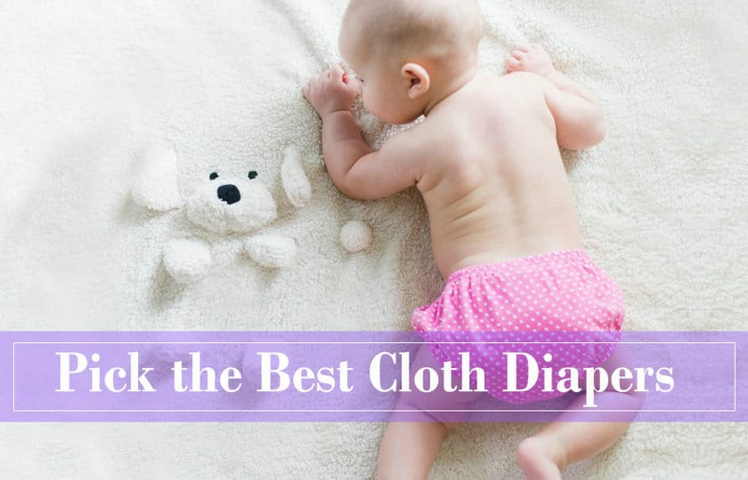 Pick the best cloth diaper