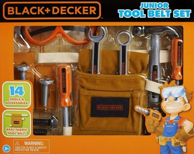 Black & Decker Junior Toy Tool