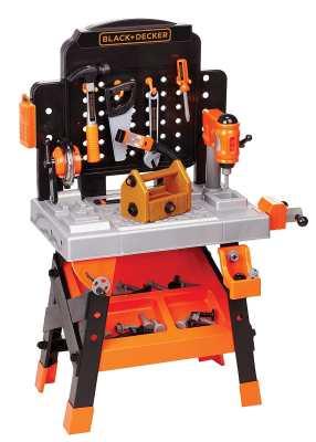 Black+Decker Junior Power Workbench