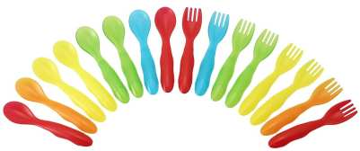 The First Years Toddler Flatware