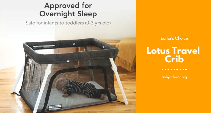 Lotus Travel Crib review
