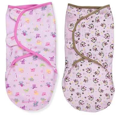 Summer Infant SwaddleMe Infant Wrap