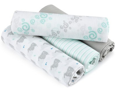 aden by aden + anais Baby Swaddle Blanket