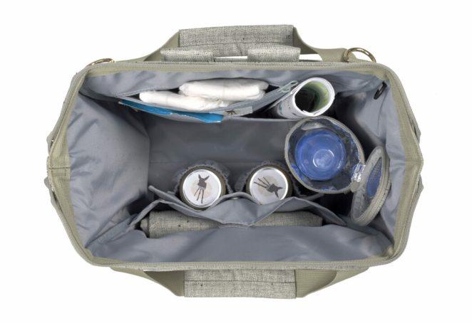 Diaper backpack test diaper bag