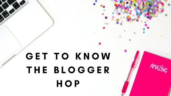 Get to know the blogger – hop (+ winactie!)