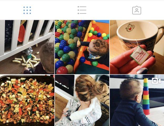 Instagram 2017: van 120 naar 1200 volgers