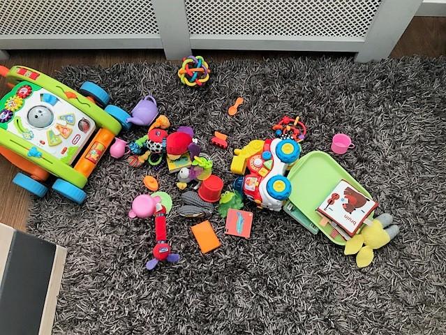 Einde van de speelgoedchaos
