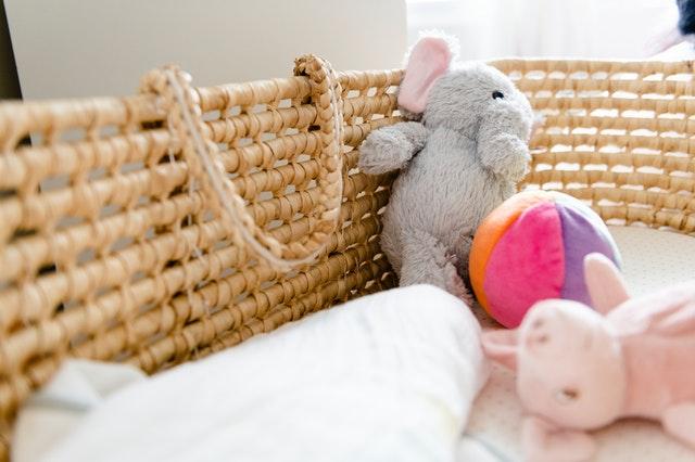 Ik werd wakker en haar bedje was leeg. Mijn hart stond stil. Waar was mijn baby?