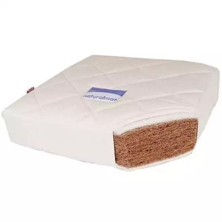 Naturalmat Organic Coco Mat Crib Mattress