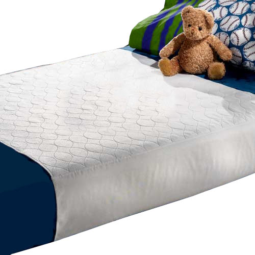 Saddle Style Mattress Protector For Cribs Beds