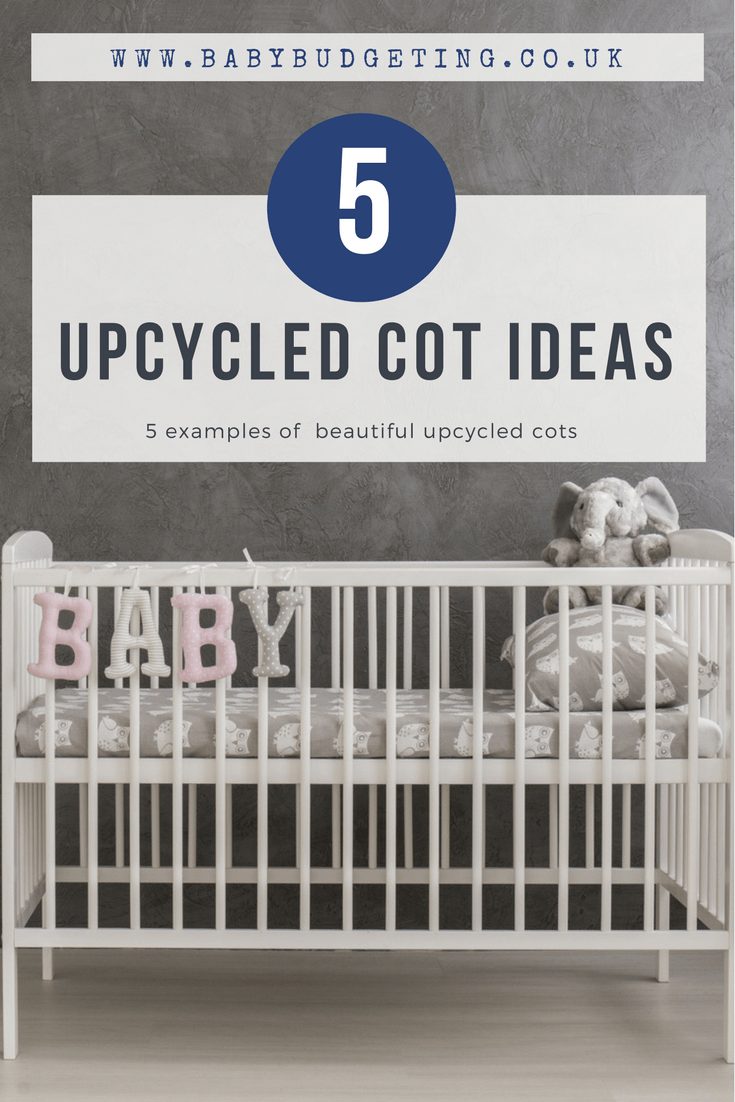5 examples of a beautiful upcycled cot, how to upcycle a cot