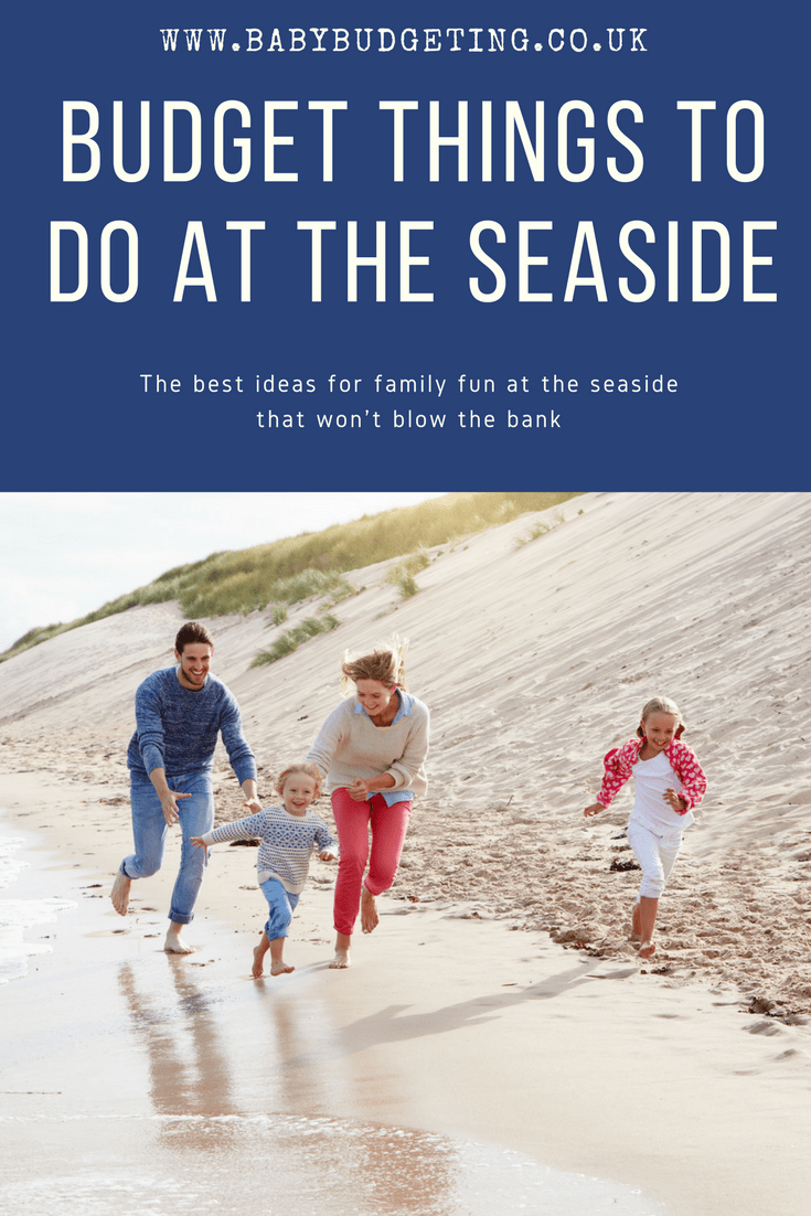 things to do at the seaside on a budget