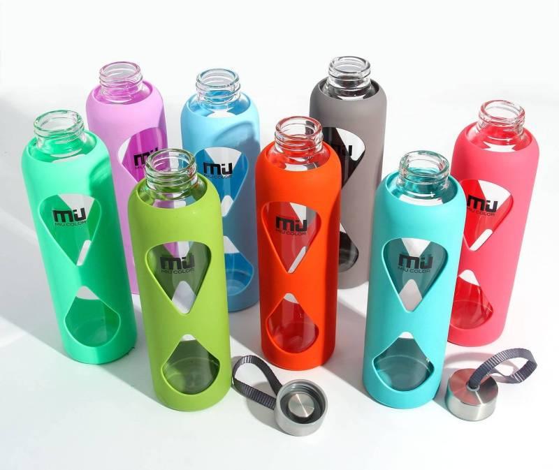 MIU water bottles