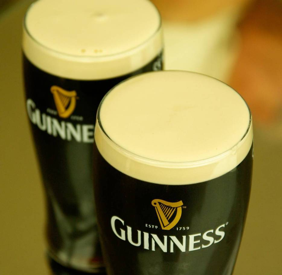 Where can you buy the cheapest pint of Guiness