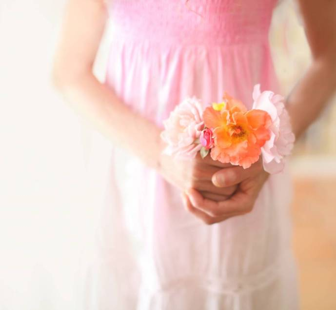 Fabric for Your Flower Girl Dress