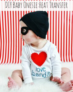 Babys First Valentines Day Outfit BabyCare Mag