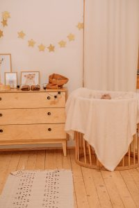 It's important to keep temperature stable for baby's room.