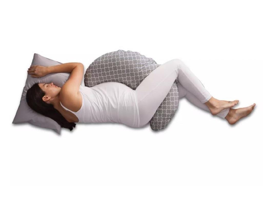 pillows for better pregnancy sleep