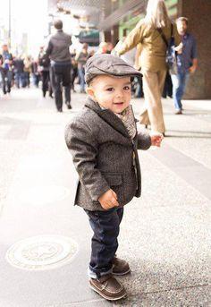 Nomi maschili particolari e moderni per bambini - bambino europeo