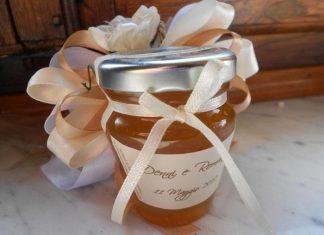 bomboniera vasetto miele