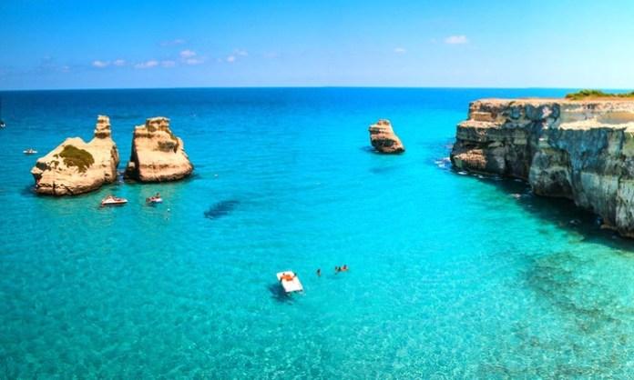 Puglia: vacanza in gravidanza tra comfort e bellezza - torre dell orso salento puglia