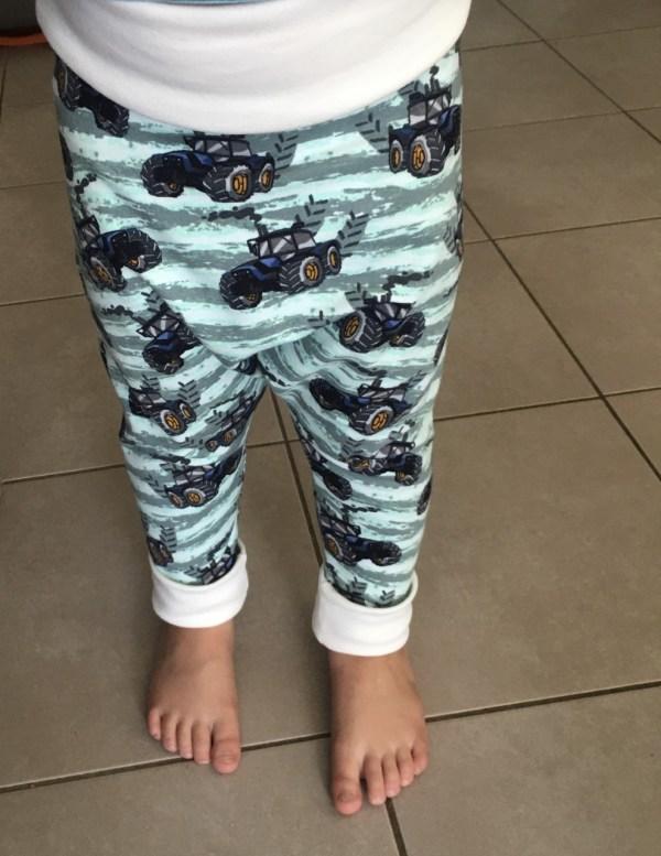 Pantalon sarouel enfant