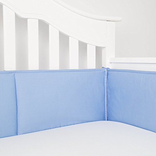 Why Crib Bumper Pads Are Not Safe And 4 Alternatives