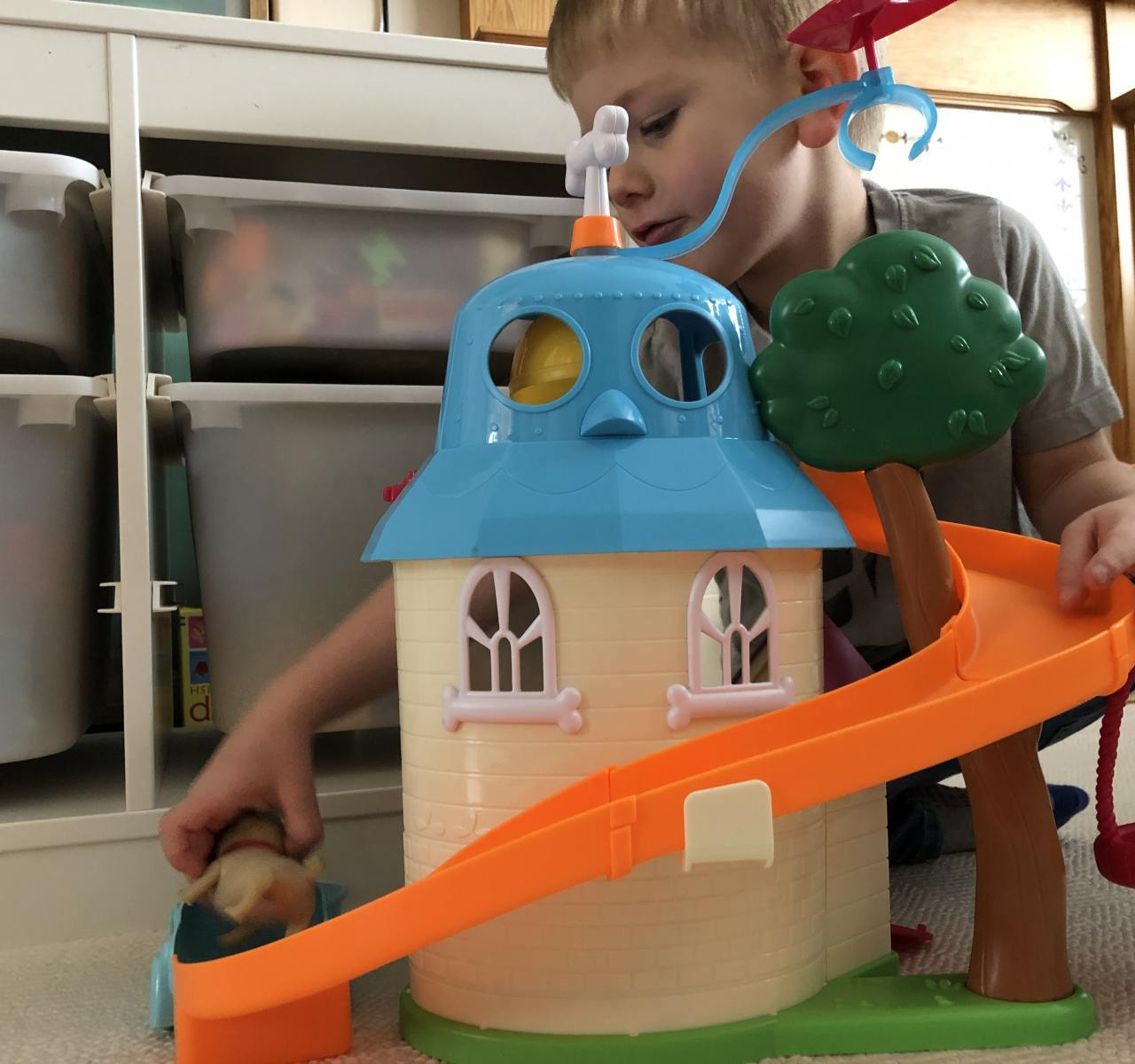 Puppy Dog Pals Playset Review